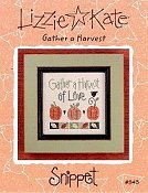 Lizzie Kate Snippet - Gather A Harvest