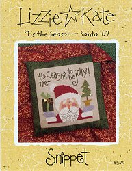 Lizzie Kate Snippet - 'Tis the Season - Santa '07