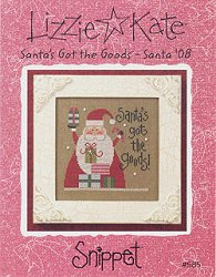 Lizzie Kate Snippet - Santa's Got the Goods - Santa '08