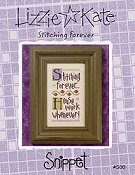 Lizzie Kate Snippet - Stitching Forever THUMBNAIL