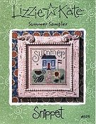 Lizzie Kate Snippet - Summer Sampler THUMBNAIL