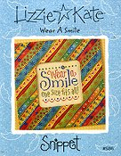Lizzie Kate Snippet - Wear A Smile THUMBNAIL