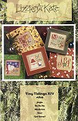 Lizzie Kate - Tiny Tidings XIV THUMBNAIL