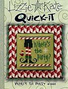 Lizzie Kate - Quick-It:  Where's The Party THUMBNAIL