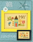Lizzie Kate - Year Book Double Flip Series - May & June THUMBNAIL