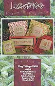 Lizzie Kate - Tiny Tidings XVIII THUMBNAIL