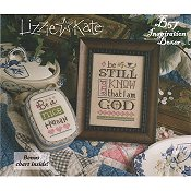 Lizzie Kate - Inspiration Boxer - Be Still