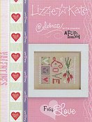 Lizzie Kate Flip-It - Celebrate With Charm Series - Love THUMBNAIL