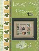 Lizzie Kate Flip-It - Celebrate With Charm Series - Luck