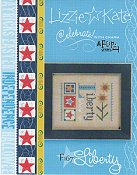 Lizzie Kate Flip-It - Celebrate With Charm Series - Liberty