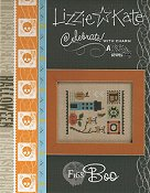 Lizzie Kate Flip-It - Celebrate With Charm Series - Boo THUMBNAIL