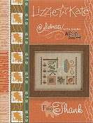Lizzie Kate Flip-It - Celebrate With Charm Series - Thanks THUMBNAIL