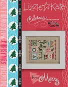 Lizzie Kate Flip-It - Celebrate With Charm Series - Merry