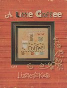 picture of Lizzie Kate -A Little Coffee Kit cross stitch pattern