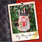 Lizzie Kate - Very Merry Santa Kit