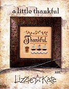 Lizzie Kate - A Little Thankful Kit