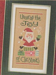 Lizzie Kate Snippet - Unwrap the Joy - Santa '12 MAIN