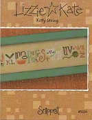 Lizzie Kate Snippet - Kitty String THUMBNAIL