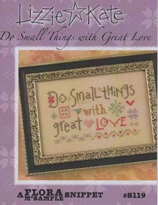 Lizzie Kate Snippet - Do Small Things with Great Love MAIN