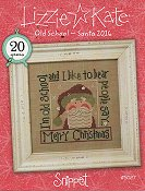 Lizzie Kate Snippet - Old School Santa 2016 THUMBNAIL