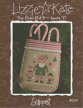 Lizzie Kate Snippet - The Elves Did It - Santa '17 MAIN