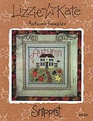 Lizzie Kate Snippet - Autumn Sampler