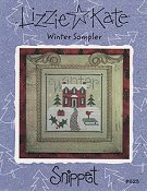 Lizzie Kate Snippet - Winter Sampler