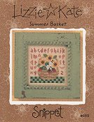 Lizzie Kate Snippet - Summer Basket