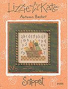Lizzie Kate Snippet - Autumn Basket THUMBNAIL