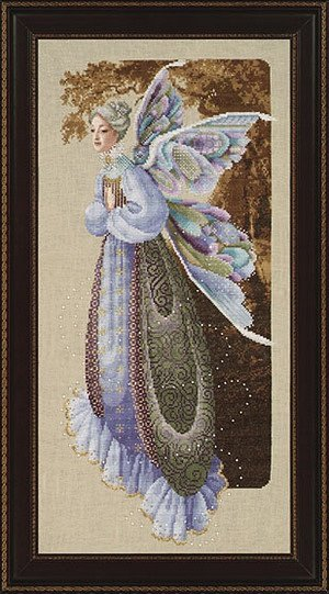 Lavender & Lace - Fairy Grandmother