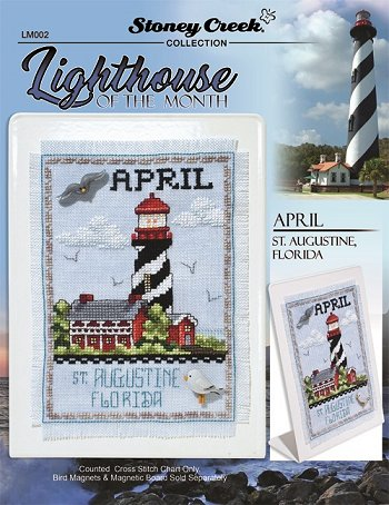 Lighthouse of the Month - April - St. Augustine, Florida MAIN
