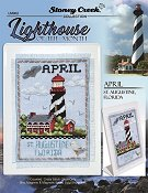 Lighthouse of the Month - April - St. Augustine, Florida THUMBNAIL