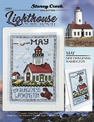 Lighthouse of the Month - May - New Dungeness, WA THUMBNAIL