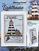 Lighthouse of the Month - June - West Point, PEI, Canada THUMBNAIL