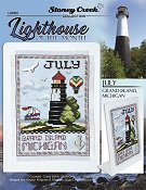 Lighthouse of the Month - July - Grand Island, MI THUMBNAIL
