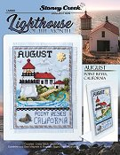 Lighthouse of the Month - August - Point Reyes, CA