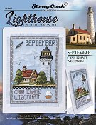 Lighthouse of the Month - September - Cana Island, WI THUMBNAIL