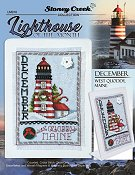 Lighthouse of the Month - December - West Quoddy, ME THUMBNAIL