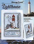 Lighthouse of the Month - January - Cape May, NJ THUMBNAIL
