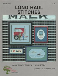 Cherrytree Designs - Long Haul Stitches