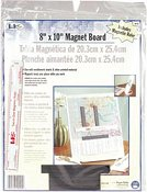 LoRan Magnet Board & Ruler