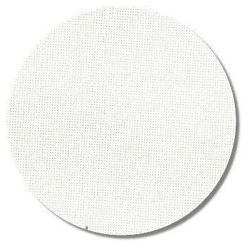 "Lugana 28ct White - Fat Quarter (18"" x 27"") MAIN"