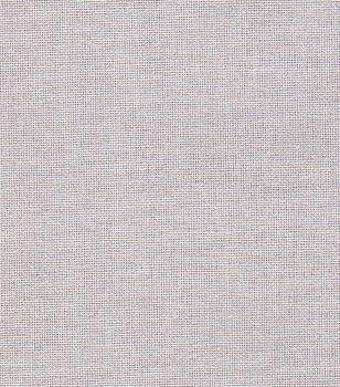 "Lugana 28ct Light Ash Grey - 18"" x 27"" Cut MAIN"