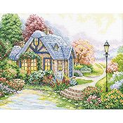 RTO Cross Stitch Kit - Home, Sweet Home!