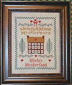 Margaret & Margaret - Winter Wonderland Sampler