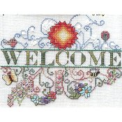 MarNic Designs - Welcome Sunshine