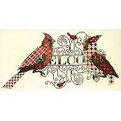 MarNic Designs - Cardinal Welcome