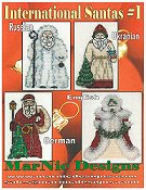 MarNic Designs - International Santas #1