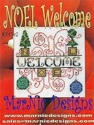 MarNic Designs - Noel Welcome