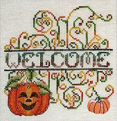 MarNic Designs - Pumpkin Patch Welcome
